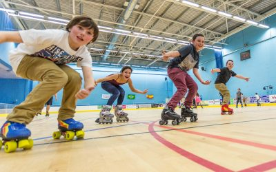 Easter Activities at the Bay Sports Arena