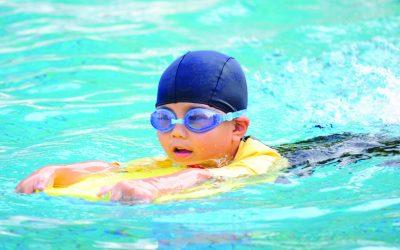 Swim Academy: The Nursery