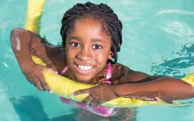 Summer Holiday Swim Academy lessons at Kingsmead