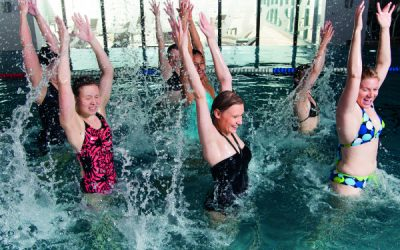 £1 Water Fitness in March