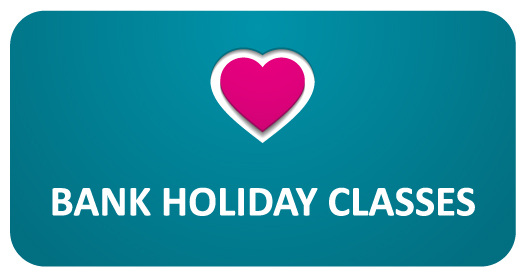 May Bank Holiday Fitness Classes