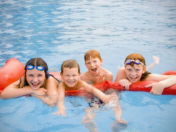 Swimming Lessons at Kingsmead Leisure Centre
