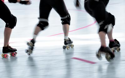 Weekend Roller Skating at The Bay
