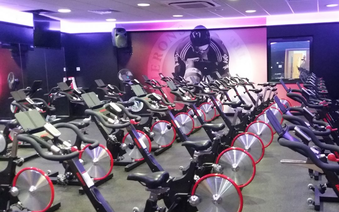 'No Screen' Group Cycle Classes – New!