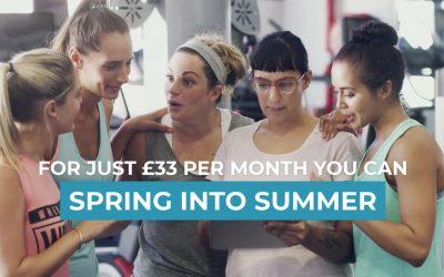 Spring Into Summer Membership Offer