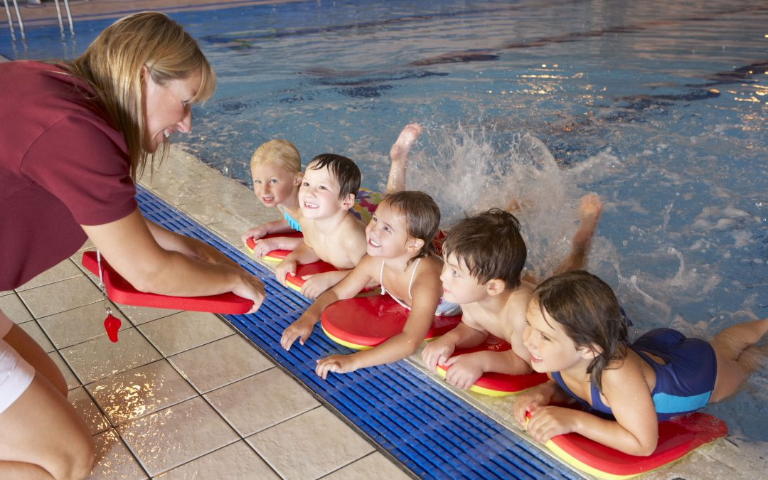 Swim England Level 2 Swimming Teacher