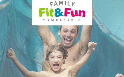 NEW! Family Fit & Fun Membership