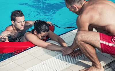 Lifeguard Open Day at Kingsmead Leisure Centre