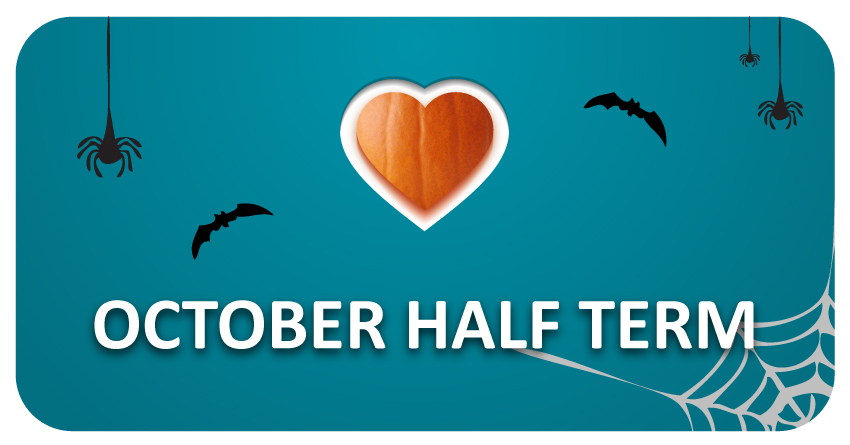 October Half Term Activities at Herons Leisure Centre