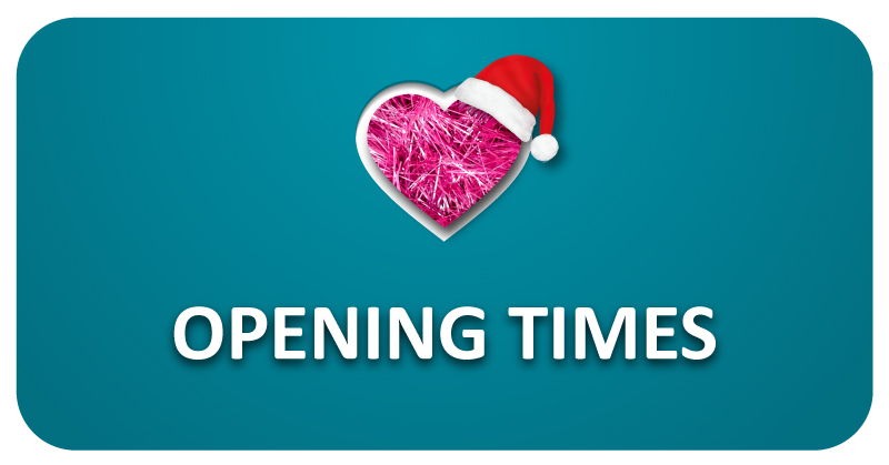 Christmas Opening Hours & Activities | Herons Leisure Centre