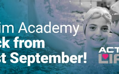 Swim Academy Member Update